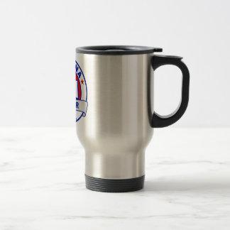 Montana Fred Karger Stainless Steel Travel Mug