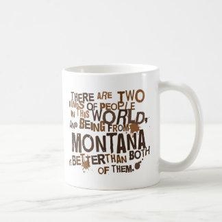Montana (Funny) Gift Coffee Mug
