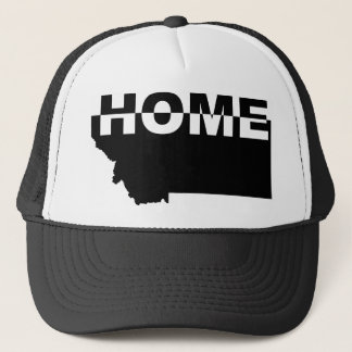 Montana Home Away From State Ball Cap Hat