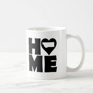 Montana Home Heart State Mug or Travel Mug