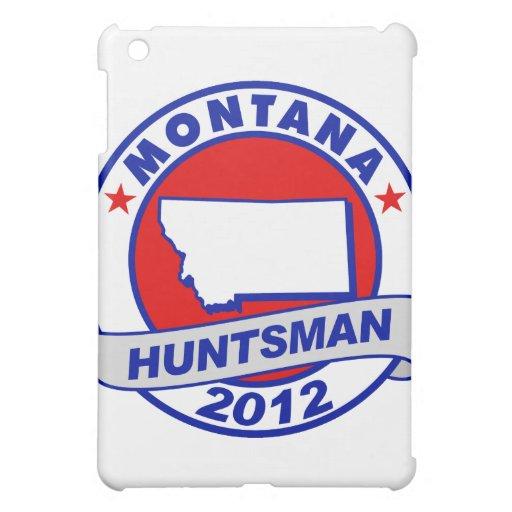 Montana Jon Huntsman iPad Mini Covers