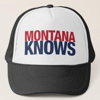 Montana Knows Cap