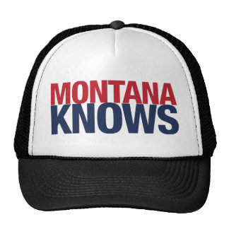 Montana Knows Cap
