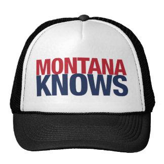 Montana Knows Trucker Hats