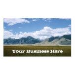 Montana Landscape Business Cards