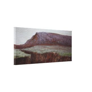 Montana Memories Canvas Print