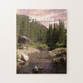 Montana Mining Jigsaw Puzzles
