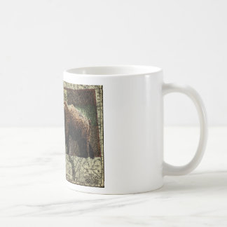 Montana Morning Basic White Mug