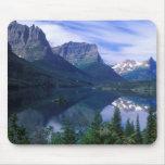 Montana Mountains Mousepad