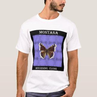 Montana Mourning Cloak Butterfly T-Shirt