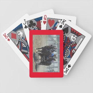Montana Mule Days Poker Deck