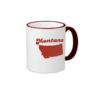 MONTANA Red State Mugs