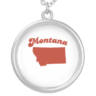 MONTANA Red State Pendants
