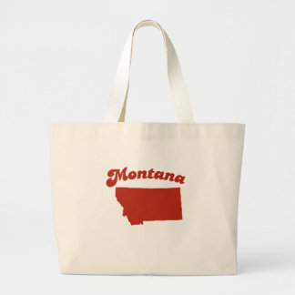MONTANA Red State Canvas Bags