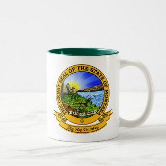 Montana Seal Two-Tone Mug