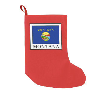 Montana Small Christmas Stocking