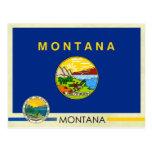Montana State Flag and Seal