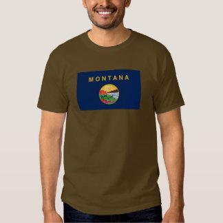 Montana State Flag Shirt