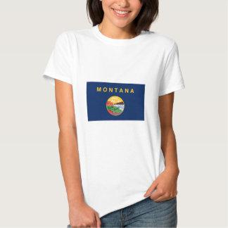 Montana State Flag Shirts