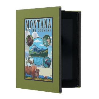 Montana State Scenes iPad Covers