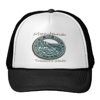 Montana State Seal Hat