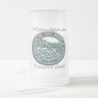 Montana State Seal Mugs
