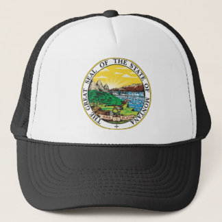 Montana State Seal Trucker Hat
