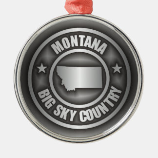 """Montana Steel"" Ornaments"
