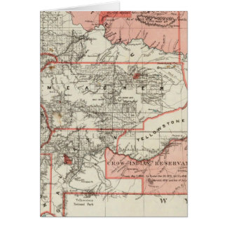 Montana Territory Card