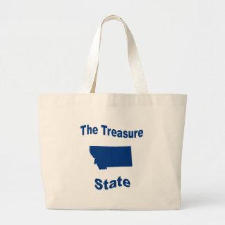 Montana The Treasure State Bag