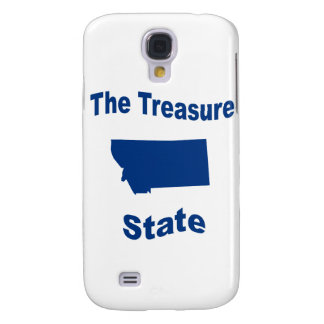 Montana The Treasure State Galaxy S4 Cases