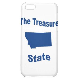 Montana The Treasure State iPhone 5C Cover