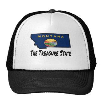 Montana Treasure State Hat