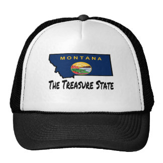 Montana Treasure State Hat