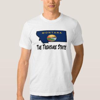 Montana Treasure State Shirt