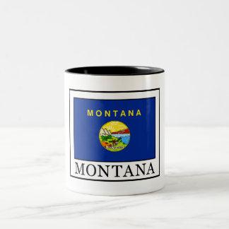Montana Two-Tone Coffee Mug
