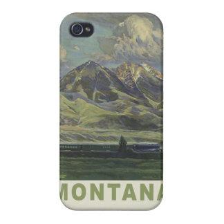 Montana USA Vintage Travel cases