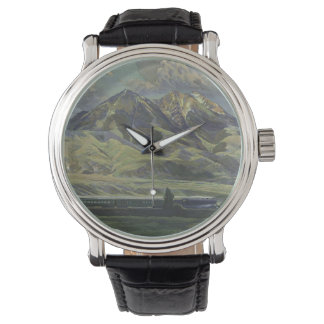 Montana USA Vintage Travel watches