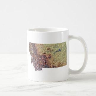 Montanan Flag + Map Mug