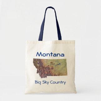 Montanan Map Bag