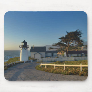 Montara Lighthouse Mouse Pad