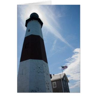 Montauk Lighthouse - Blank Inside Card