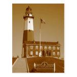 Montauk Lighthouse Love Postcards
