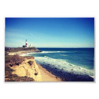 montauk lighthouse photograph
