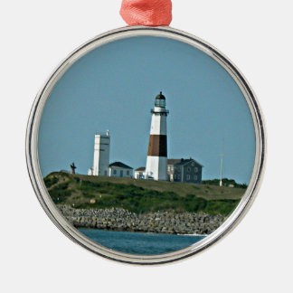 Montauk New York Christmas Ornament