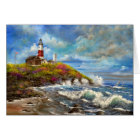 Montauk Point Lighthouse Card
