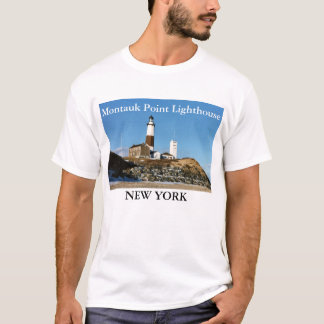 Montauk Point Lighthouse, New York T-Shirt