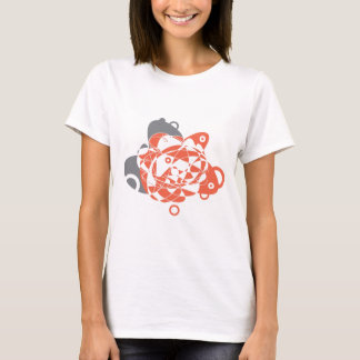 Monte Carlo Abstract T-Shirt