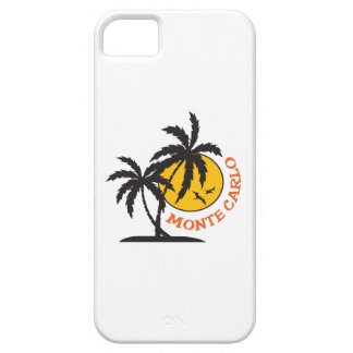 MONTE CARLO iPhone 5 COVERS