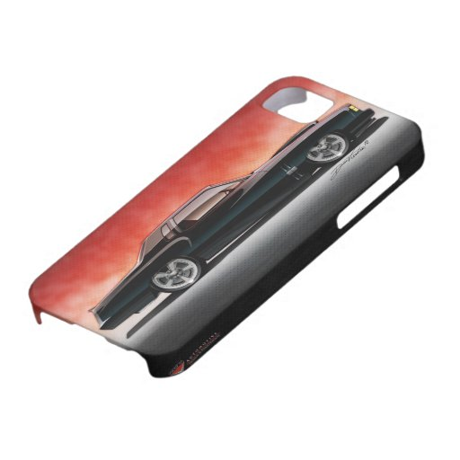 Monte Carlo custom iPhone 5 Case